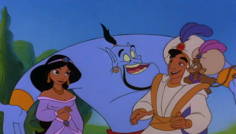 immagini aladdin e jasmine