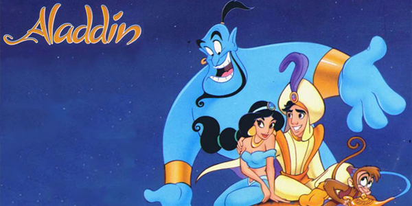 immagini cartoni animati aladdin