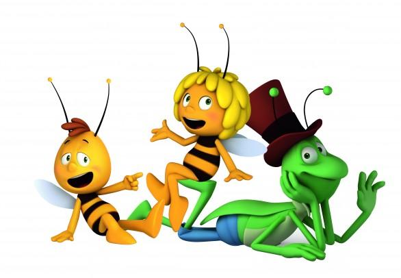 immagine ape maia
