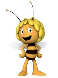 immagine di ape maia