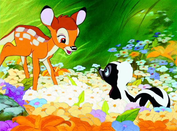 immagine bambi