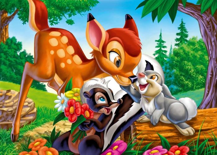immagine di bambi