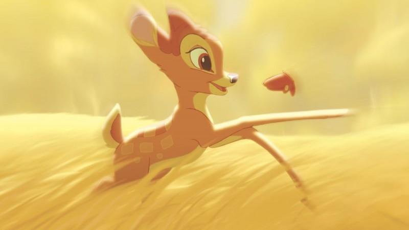 immagini di bambi