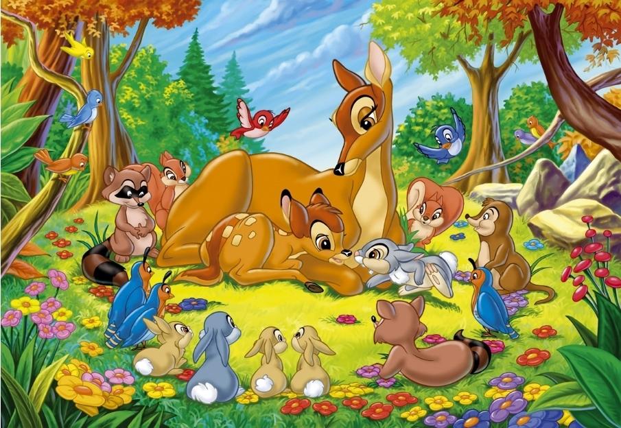 immagini bambi