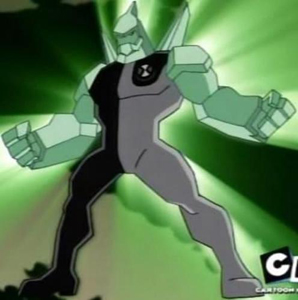 immagini ben 10 ultimate alien da colorare