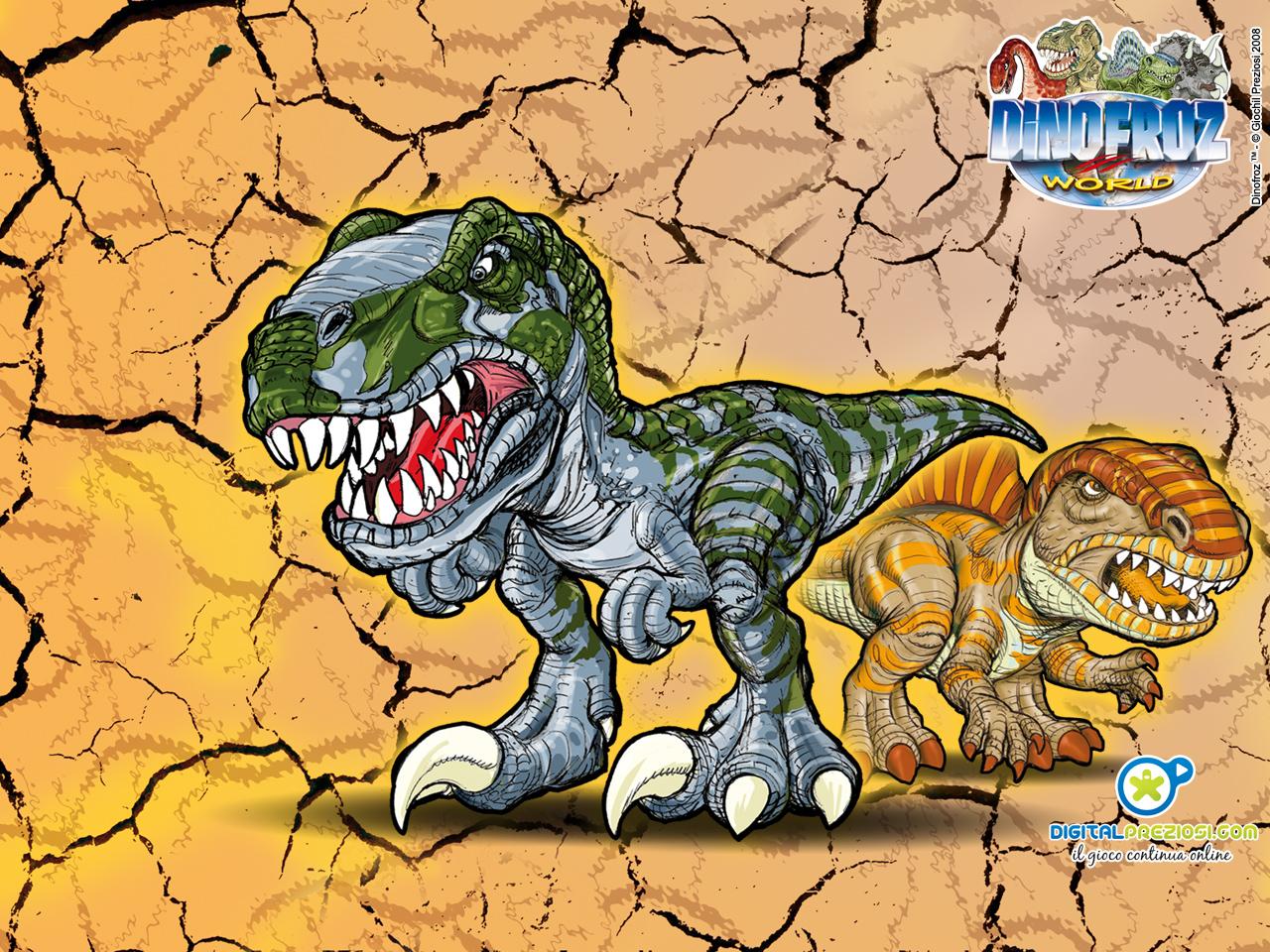 illustrazione dinofroz