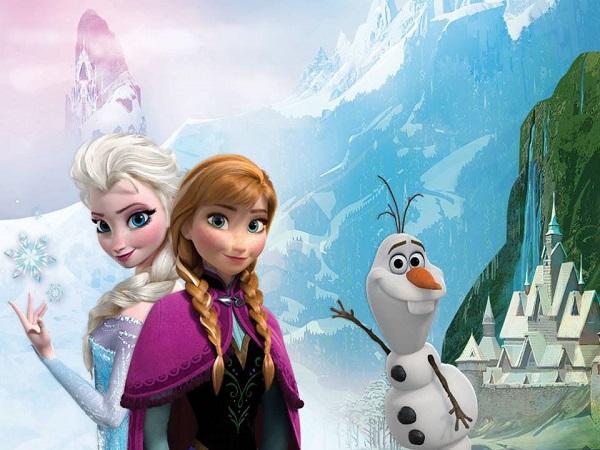 immagini frozen elsa