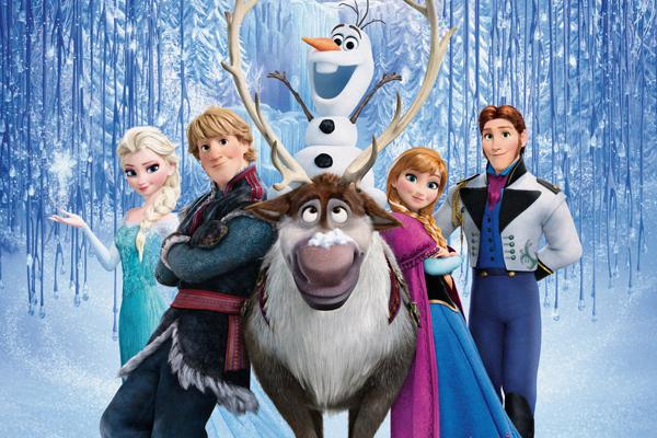 immagine di frozen