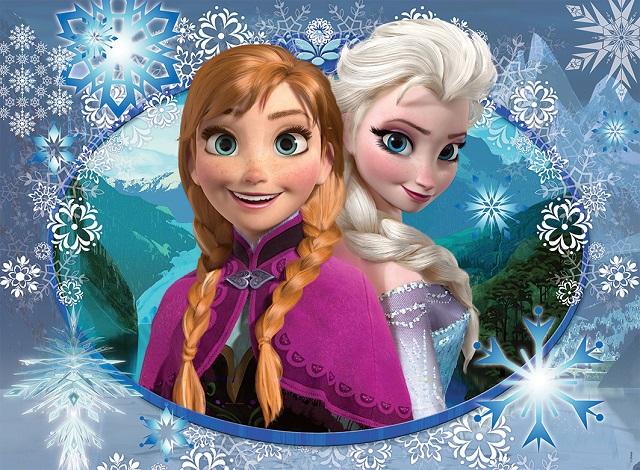immagini di frozen