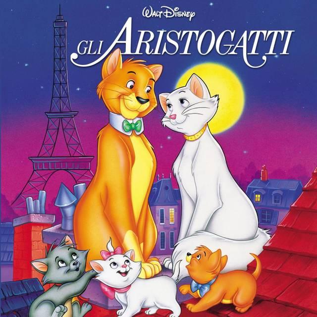 immagine  gli aristogatti