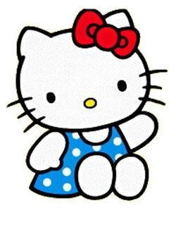 immagine di hello kitty
