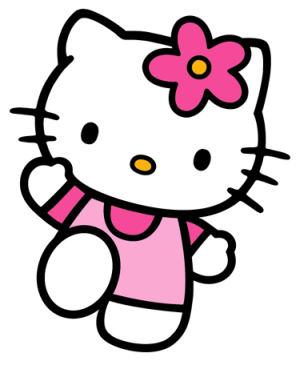 immagini hello kitty glitter