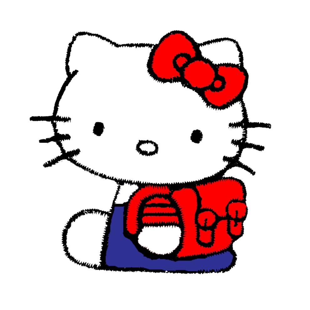 immagini hello kitty da stampare