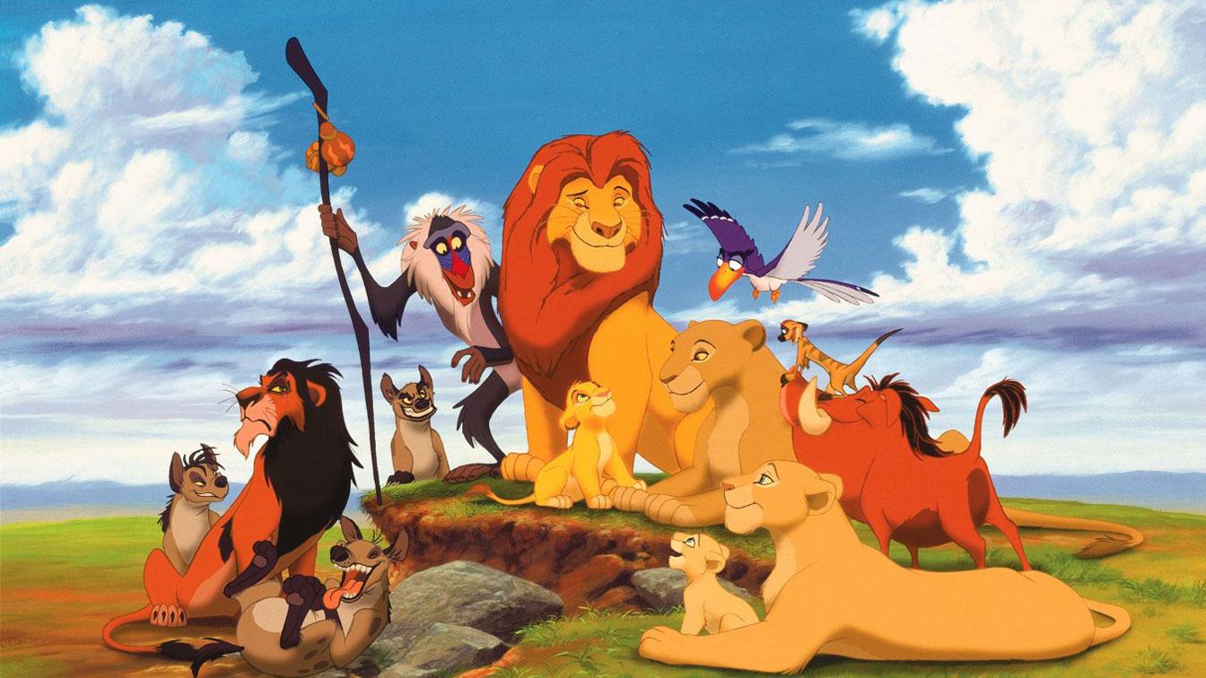 immagine il re leone