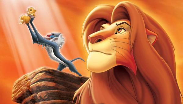 immagini il re leone disney