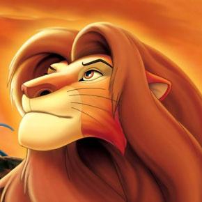 il re leone immagini da stampare