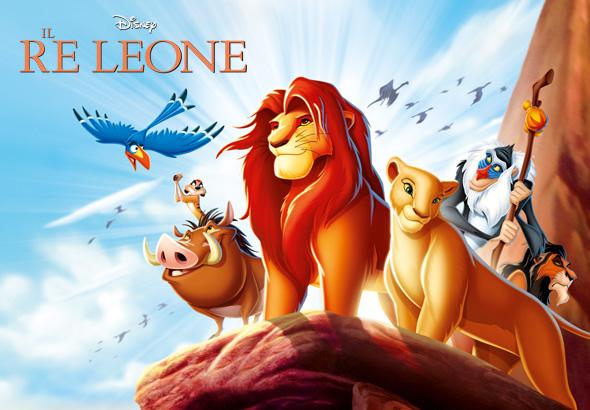foto il re leone