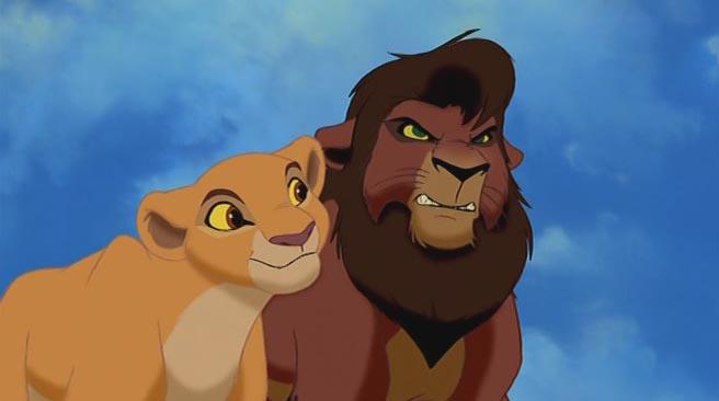 Il re leone foto immagini per tutti