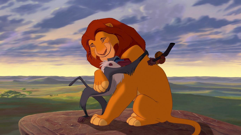 immagini  il re leone