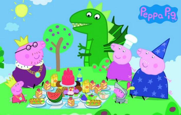 immagini di peppa pig
