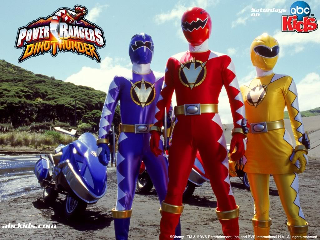 immagini power rangers mystic force