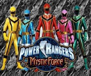 immagini power rangers