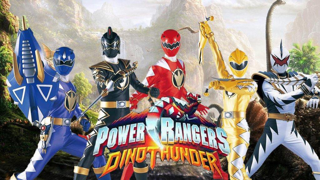 immagini power rangers dino charge