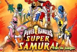 immagini power rangers samurai