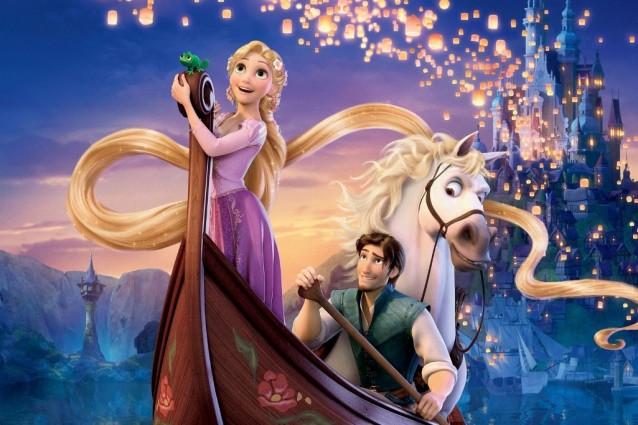 immagine di rapunzel
