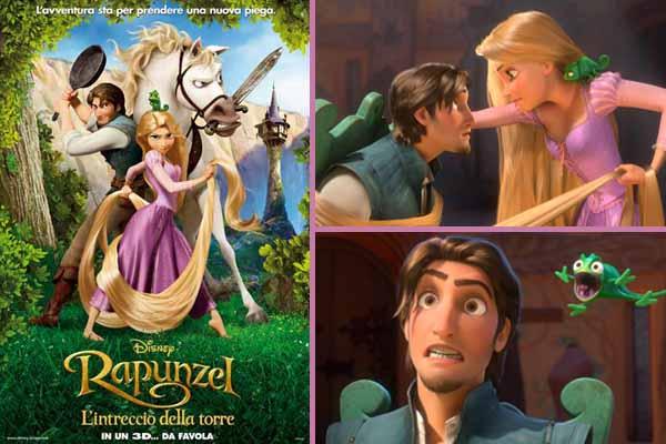immagini rapunzel capelli corti