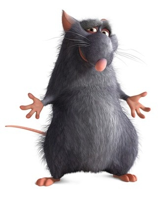 immagini del film ratatouille
