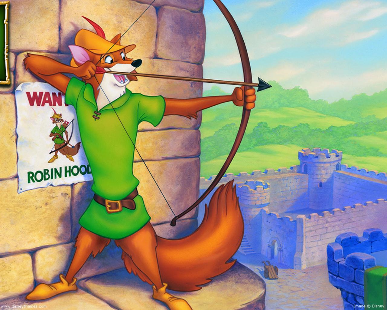 Robin Hood Foto Immagini Per Tutti