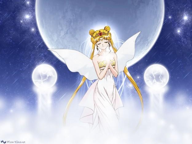 immagini sailor moon e il cristallo del cuore