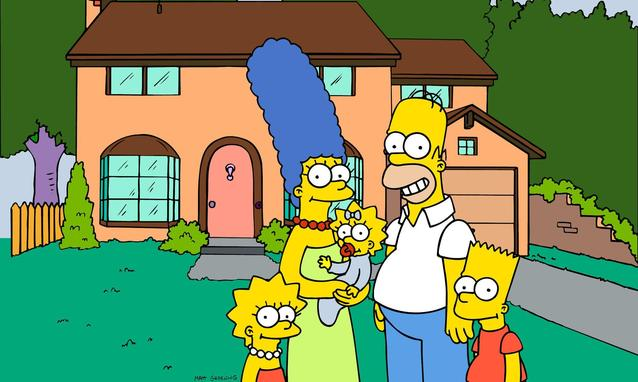 image the simpsons