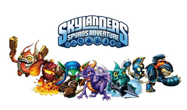 immagini di skylanders