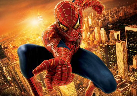 immagini spiderman nero