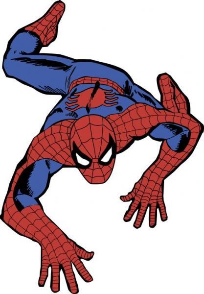immagini spiderman per torte