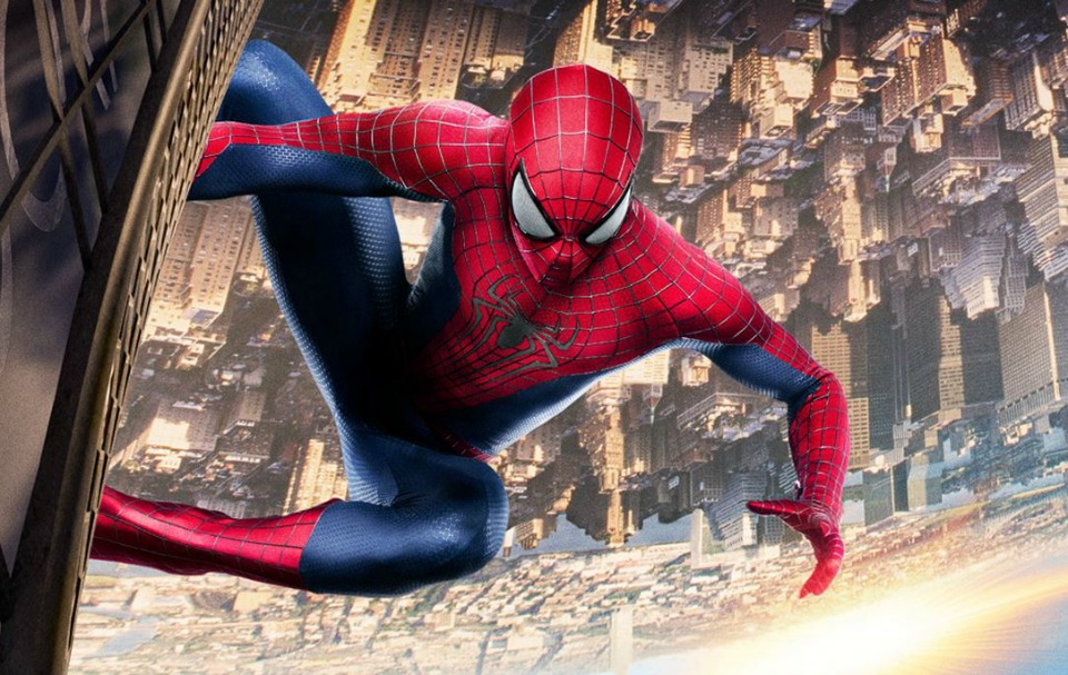 immagini spiderman da colorare online