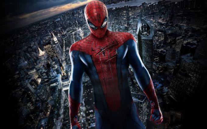 immagini spiderman da stampare