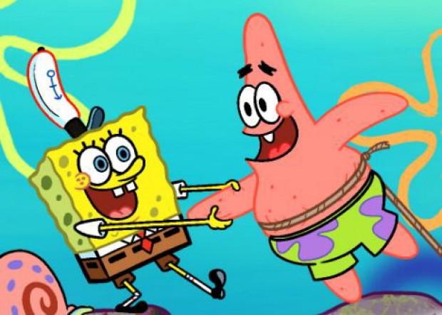 immagini spongebob e patrick