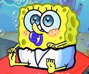 immagine di spongebob