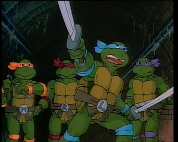 immagine di tartarughe ninja