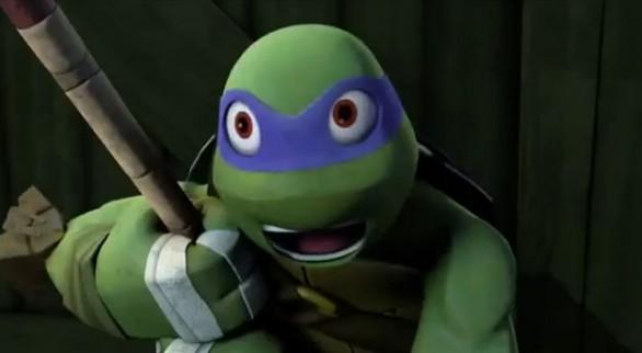 illustrazione tartarughe ninja