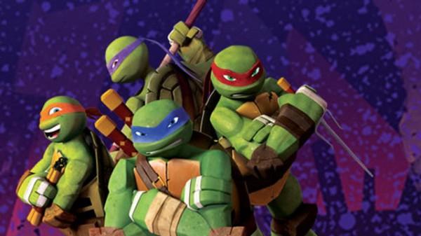 foto tartarughe ninja