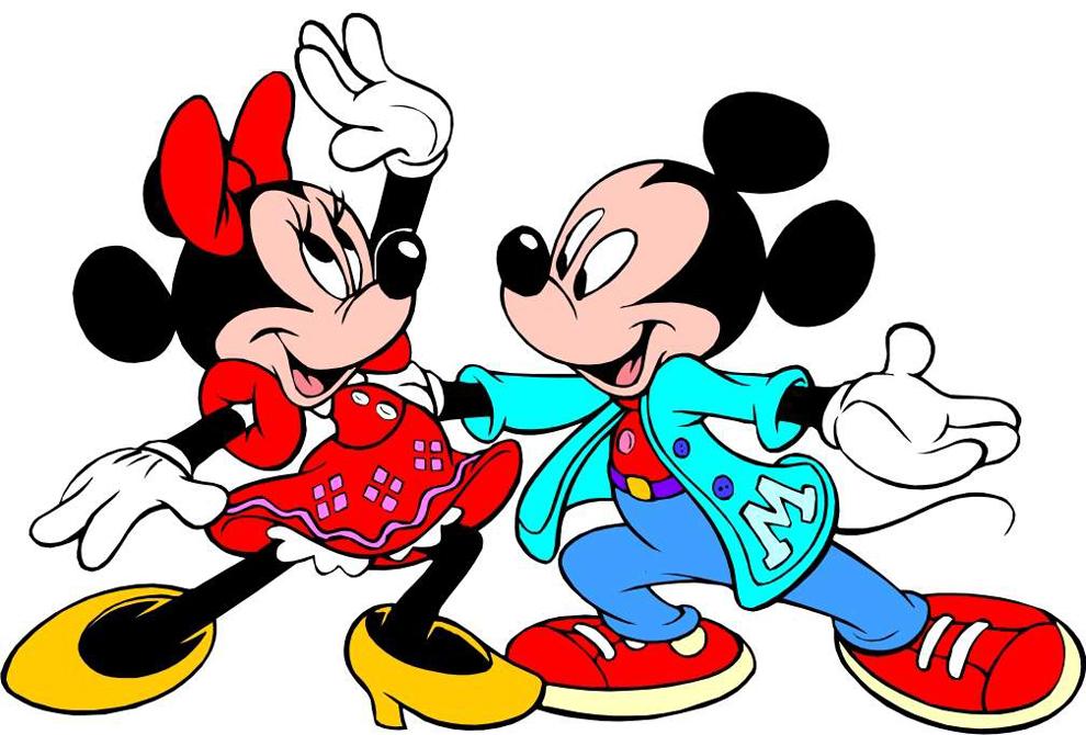 illustrazione topolino