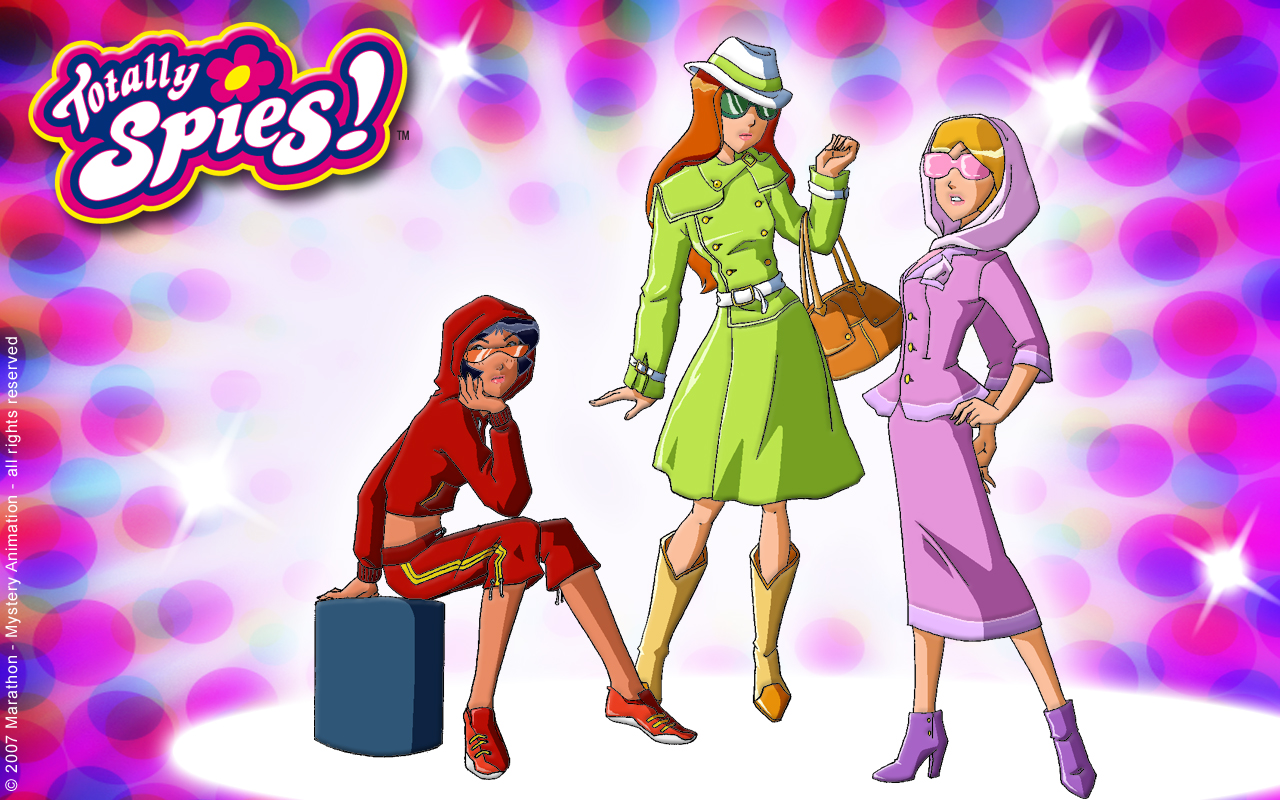 foto totally spies