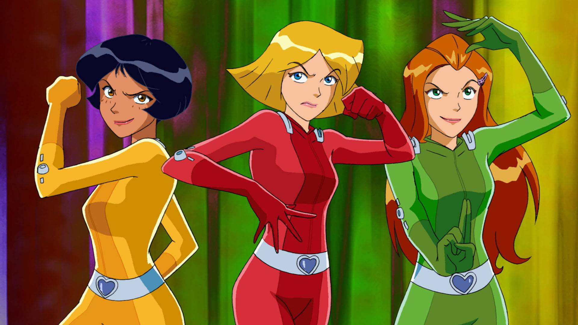 immagine totally spies