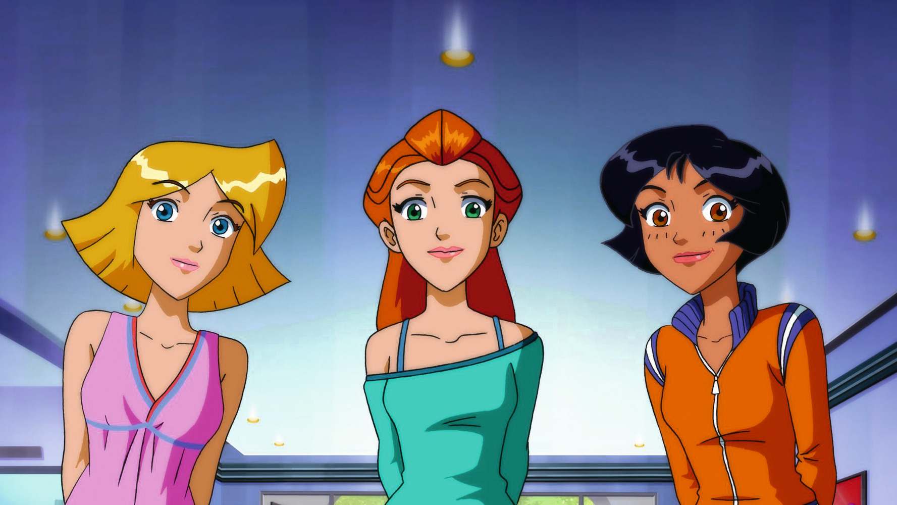 immagini totally spies